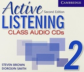 ACTIVE LISTENING 2 - CLASS A/CD (3)