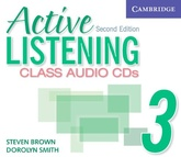 ACTIVE LISTENING 3 - CLASS A/CD (3)