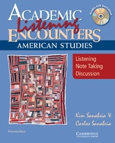 ACADEMIC LIST.ENCOUNTERS:AMERICAN STUDIE