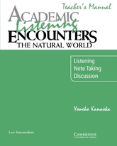 ACADEMIC LIST.ENCOUNTERS:THE NATURAL WOR