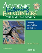 ACADEMIC ENCOUNTERS:THE NATURAL WORLD P-