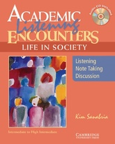 ACADEMIC LIST.ENCOUNTERS:LIFE IN SOCIETY