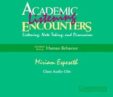 ACADEMIC LIST.ENCOUNTERS:HUMAN BEHAVIOR