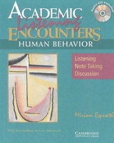 ACADEMIC ENCOUNTERS:HUMAN BEHAVIOR - 2 B