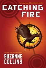 CATCHING FIRE - A/CD - HUNGER BOOKS #2