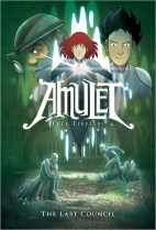 AMULET 4: THE LAST COUNCIL - Scholastic