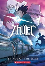 AMULET 5: PRINCE OF THE ELVES - Scholastic