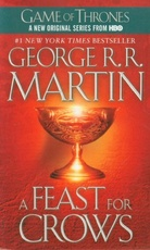 FEAST FOR CROWS,A (PB)