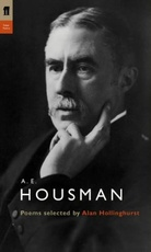 A.E.HOUSMAN:POEMS SELECTED BY ALAN HOLLI