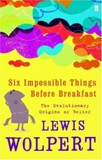 SIX IMPOSSIBLE THINGS BEFORE BREAKFAST (