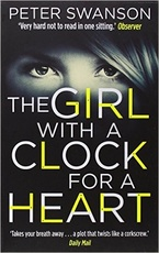 GIRL WITH A CLOCK FOR A HEART (PB)