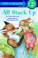 ALL STUCK UP - STEP INTO READING 2