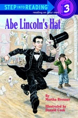 ABE LINCOLN'S HAT - STEP INTO READING 3