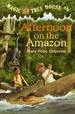 AFTERNOON OF THE AMAZON - MAGIC TREE HOU
