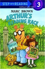 ARTHUR'S READING RACE - STEP INTO READIN