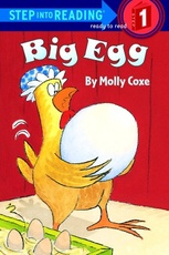 BIG EGG - STEP INTO READING 1