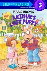 ARTHUR'S LOST PUPPY - STEP INTO READING