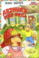 ARTHUR'S FIRE DRILL - STEP INTO READING