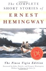 COMPLETE SHORT STORIES OF ERNEST HEMINGWAY,TH