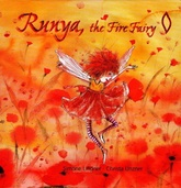 RUNYA,THE FIRE FAIRY