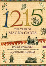 1215: THE YEAR OF MAGNA CARTA - S&S