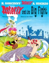 ASTERIX AND THE BIG FIGHT - PB