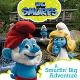 A Smurfin' Big Adventure. (Smurfs)