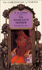 CHRONICLES OF NARNIA 1:THE MAGICIAN'S NE