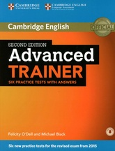 ADVANCED TRAINER   with Key & Audio CDs 2nd Edition