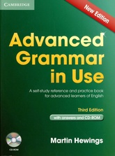 ADVANCED GRAMMAR IN USE With Answers Book & CD-ROM  3rd ED