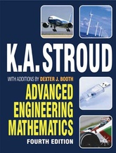 ADVANCED ENGINEERING MATHS 4/ED.