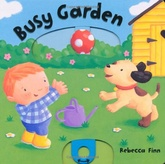 BUSY GARDEN - BUSY BOOKS