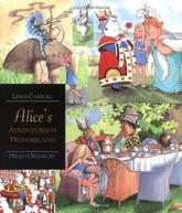 ALICE S ADVENTURES IN WONDERLAND- Walker Illustrated Classic