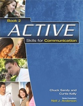 ACTIVE SKILLS FOR COMMUNICATION 2 - SB