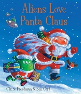 ALIENS LOVE PANTA CLAUS - Simon & Schuster