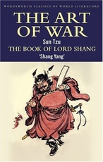 ART OF WAR:THE BOOK OF LORD SHANG - Wordsworth