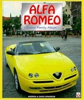 ALFA ROMEO Colour family album
