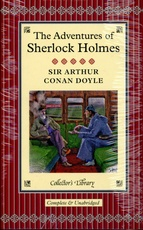 ADVENTURES OF SHERLOCK HOLMES -Collector's Library