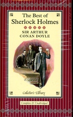 BEST OF SHERLOCK HOLMES -Collector's Library