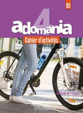 ADOMANIA 4 - CAHIER D'ACTIVITES + CD AUDIO