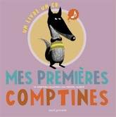 Mes premieres comptines (1CD audio)
