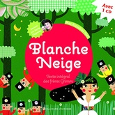 Blanche neige ( + CD AUDIO)