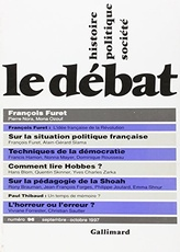 Le debat 96 (septembre-octobre 1997) (French Edition)