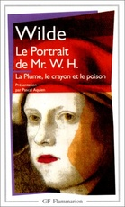 Le portrait d Mr. W.H.