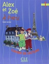 Alex et Zoé à Paris