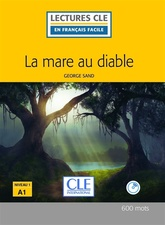 La Mare Au Diable - Livre + CD MP3