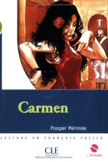 Carmen + Audio CD (Level 2)
