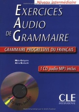 Exercices audio de grammaire livre + cd mp3