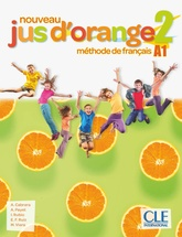 Nouveau JUS D'ORANGE 2 - ELEVE + DVD 2ED