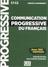COMMUNICATION PROGRESSIVE DU FRANCAIS - NIVEAU PERFECTIONNEMENT FLE + CD AUDIO